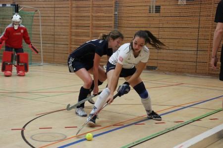 Fünf Tore zum Saisonstart: Alina setzt sich durch!