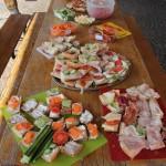 Das Auge isst mit! Mittagsmahlzeit in Riva